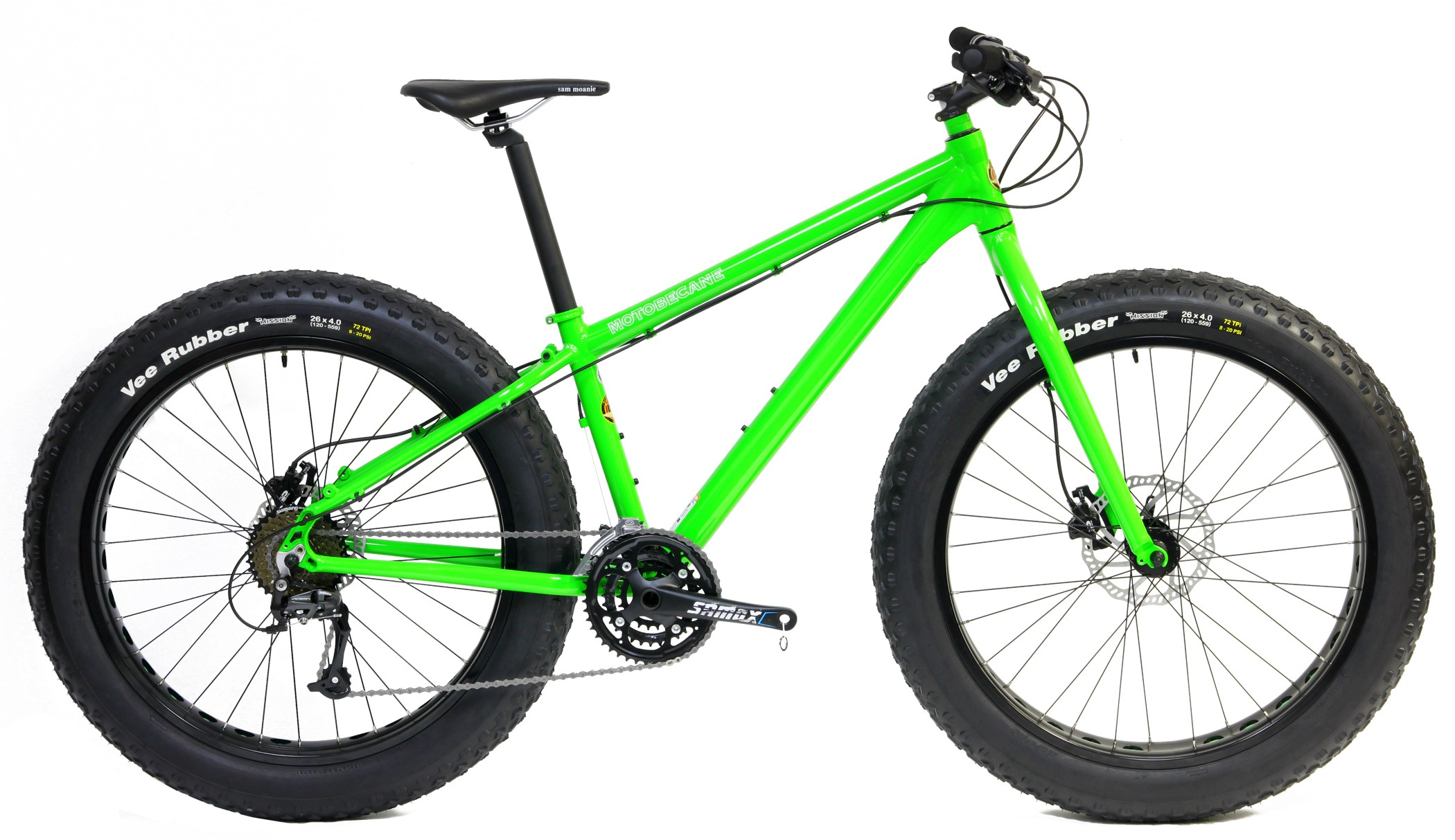 Is The Fat Tire Mountain Bike The Next Big Thing?