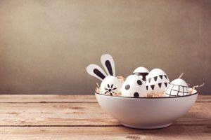 Minimalist Easter Weekend