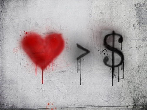 love-or-for-money
