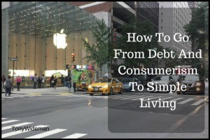 Debt And Consumerism