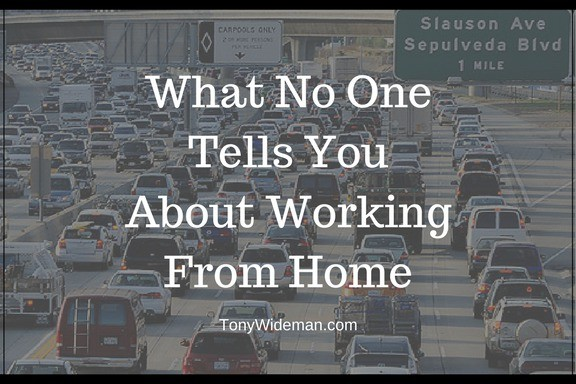 What No One Tells You About Working From Home