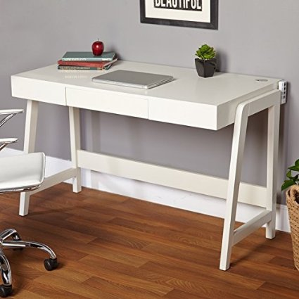 The Space Saving Minimalist Corner Computer Desk Review