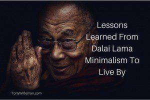 Dalai Lama Minimalism