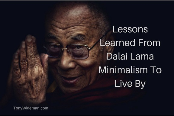 Lessons Learned From Dalai Lama Minimalism To Live By