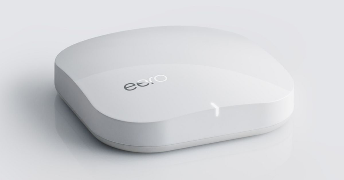 The EERO WiFi Booster System For Your Home You Will Love