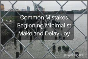 Beginning Minimalist