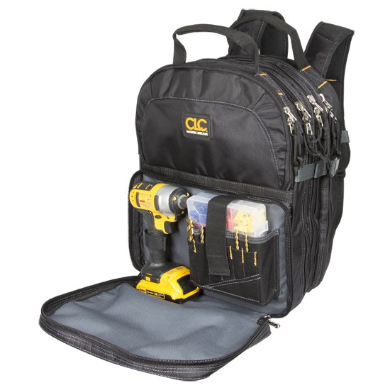 A Backpack Tool Bag Can Simplify Your Work Life & Increase Productivity