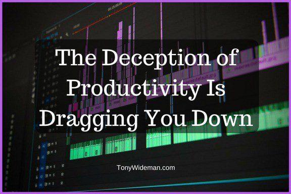 Deception of Productivity