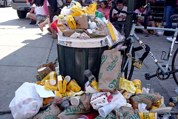 Anyone Can Find This Food Waste In Their Neighborhood From Where?