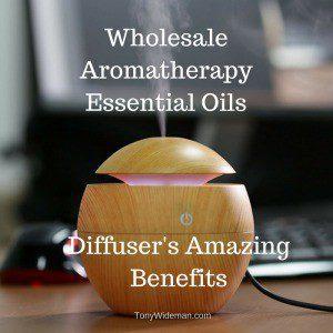 wholesale aromatherapy essential oils