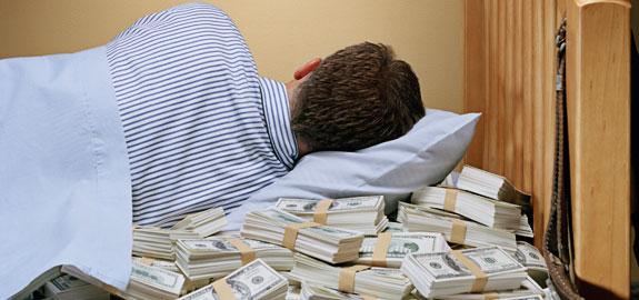 earn money while sleeping