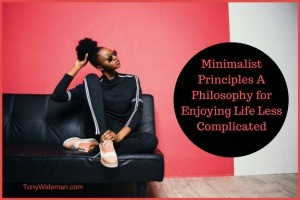 Minimalist Principles
