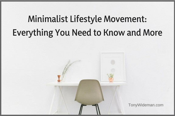 Minimalist Lifestyle Movement
