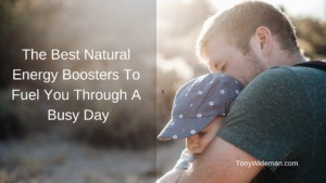 Best Natural Energy Boosters