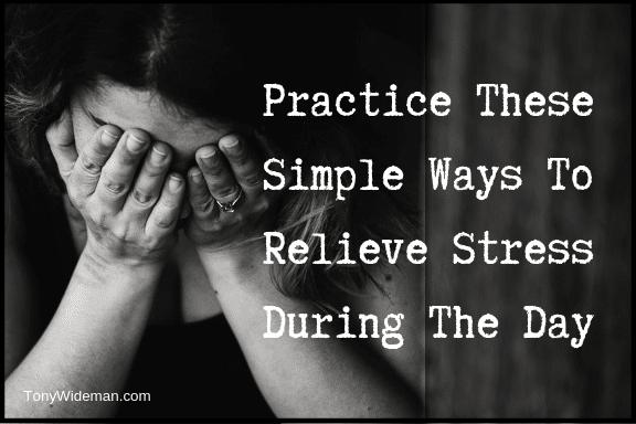 Ways To Relieve Stress