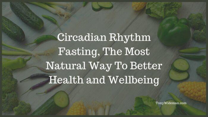 Circadian Rhythm Fasting